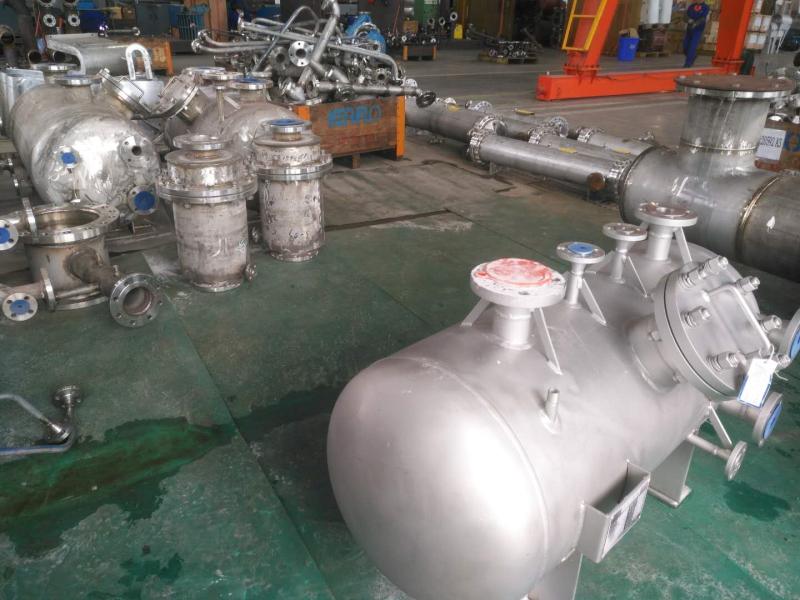 高压水喷砂设备是加工金属的重要设备